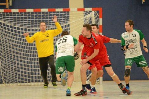 Handballer aus Oberdorla und Görmar fordern Spitzenreiter