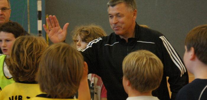 Ein Handball-Urgestein wird 70.