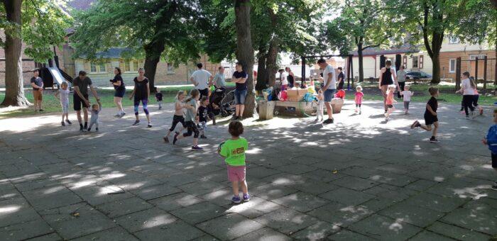 Kindersport Draußen Tour 2021