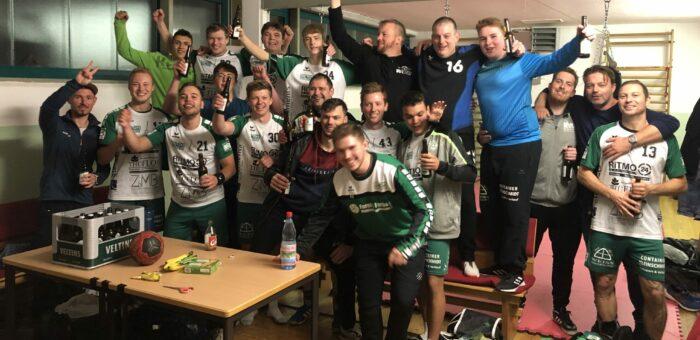 Derbysieger 22:20 schlägt unser Team den VfB TM Mühlhausen 09 II